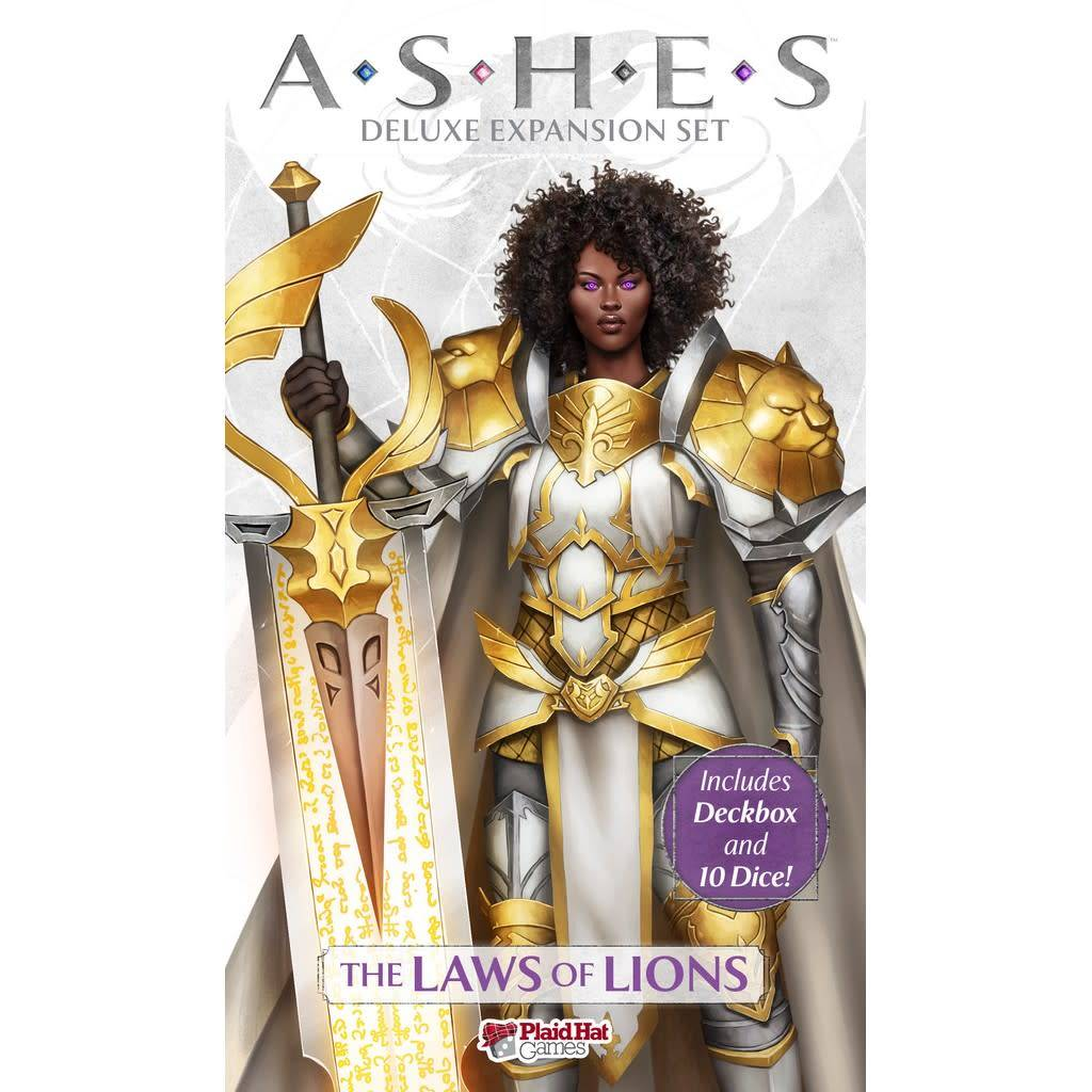 Ashes Deluxe Expansion - The Laws Of Lions
