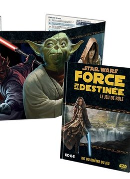 Star Wars : Force et Destinée. Kit du MJ
