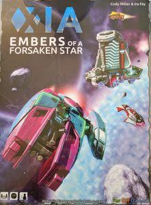 Xia: Embers of a Forsaken Star KS (Max preord = 8)