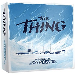 The Thing Infection Game