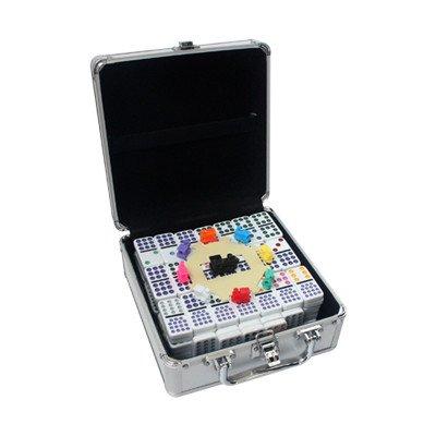 Dominos Double 15 Chiffres 52x26mm 136 pcs