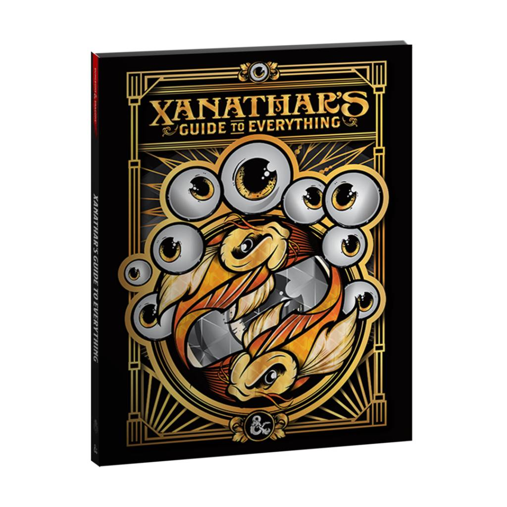 Xanathar's Guide to Everything Store exclusive