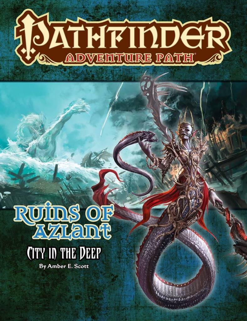 Pathfinder Adventure Path: City in the Deep