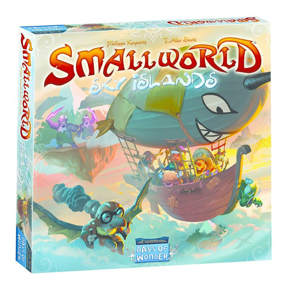 Small World: Sky Islands Exp.