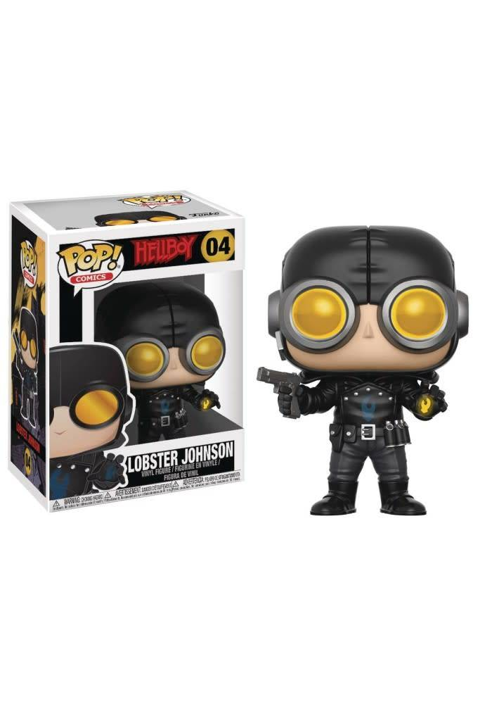 POP! Hellboy Lobster Johnson