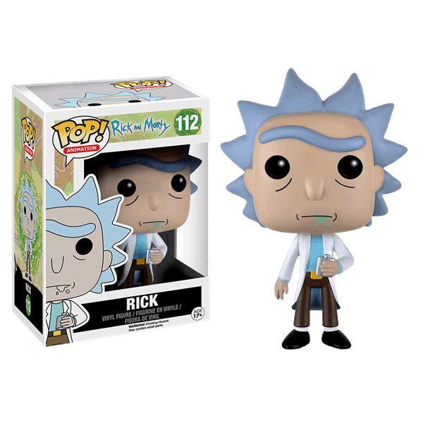 Pop! Rick & Morty Rick