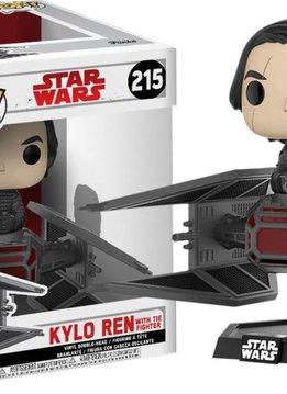 POP! Kylo Ren Tie Fighter