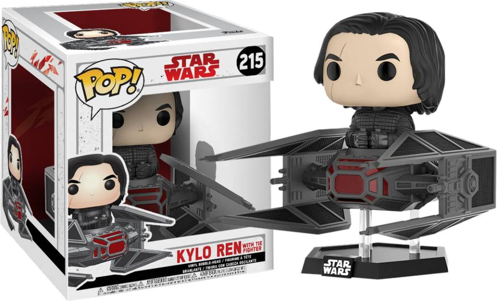 POP! Kylo Ren Tie Fighter