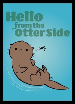 Legion Sleeves - The Otter Side