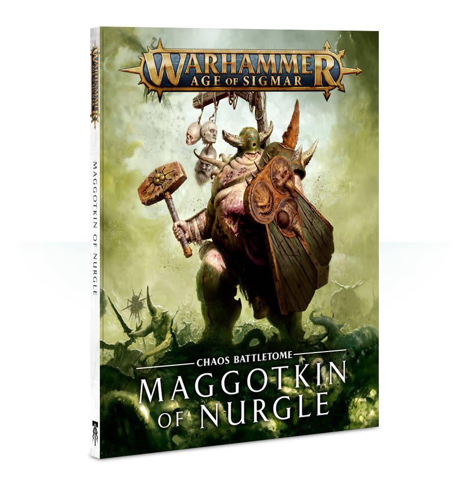 Battletome - Maggotkin of Nurgle