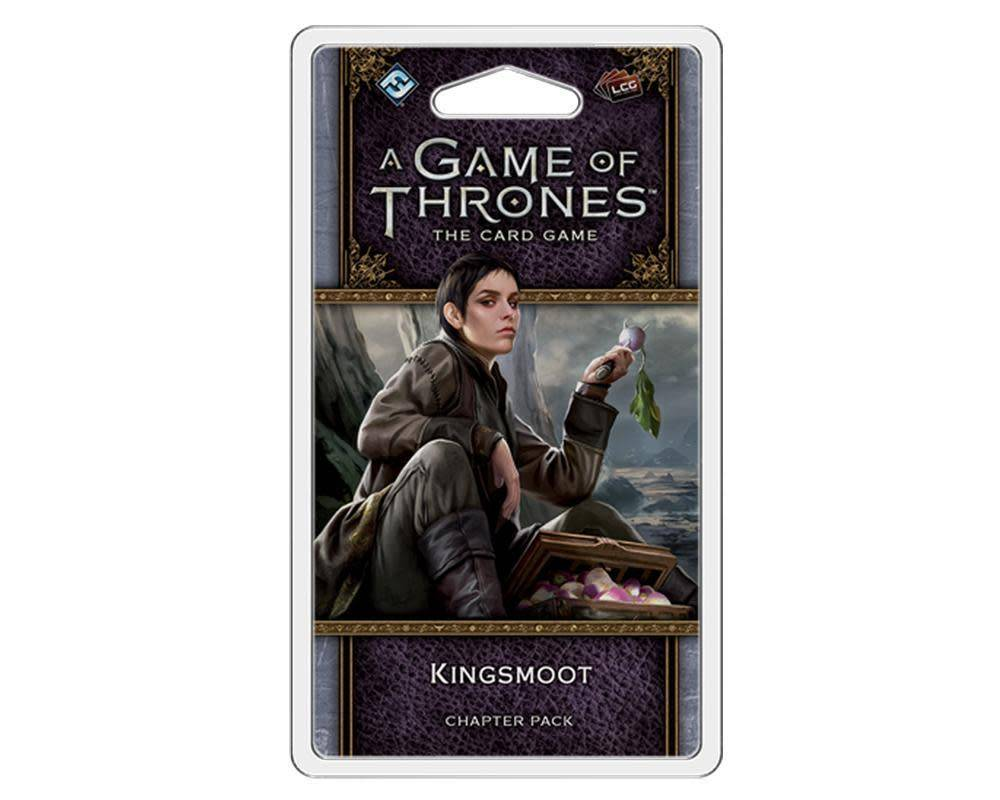 A Game of Thrones LCG 2E: Kingsmoot