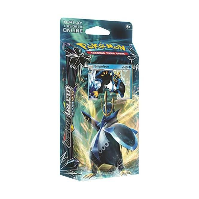 Pokemon Ultra Prism Theme Deck - Empoleon