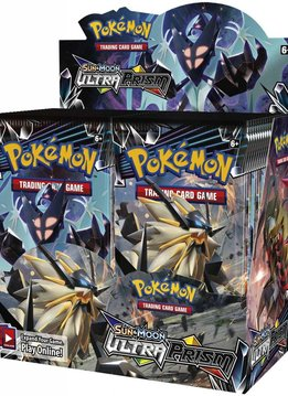 Pokemon SM Ultra Prism Booster Box