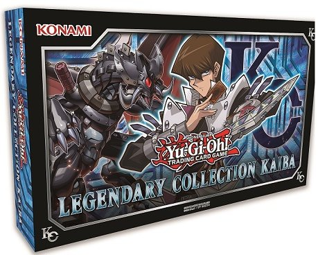 YGO Legendary Collection Kaiba (9 mars)