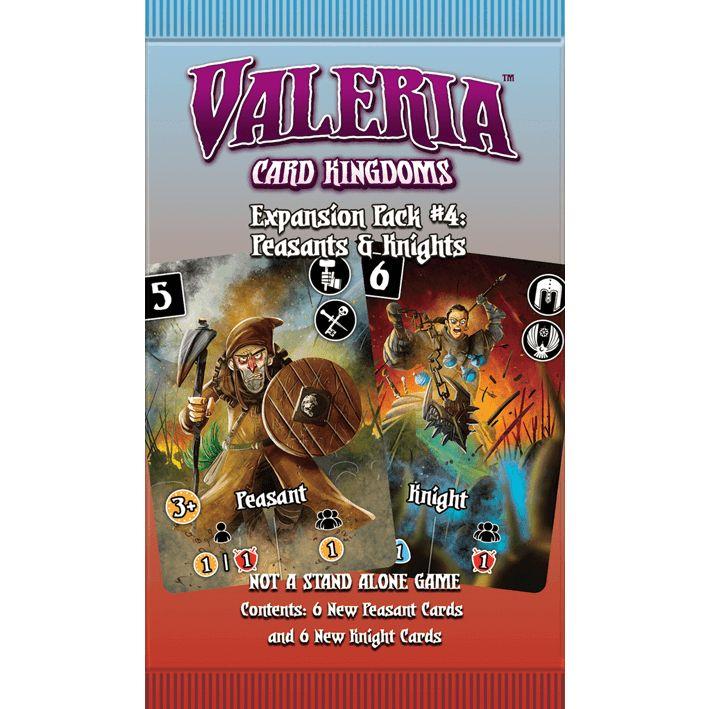 Valeria EXP 4 Peasants & Knights