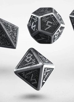 Call of Cthulhu Metal Dice Set of 7