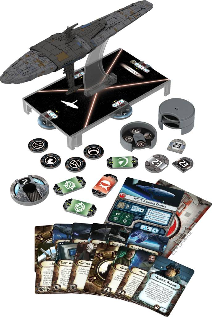 Star Wars Armada: Profundity Exp. Pack