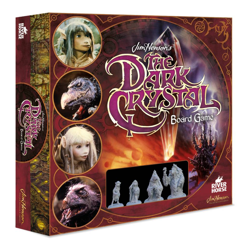 Dark Crystal the Boardgame