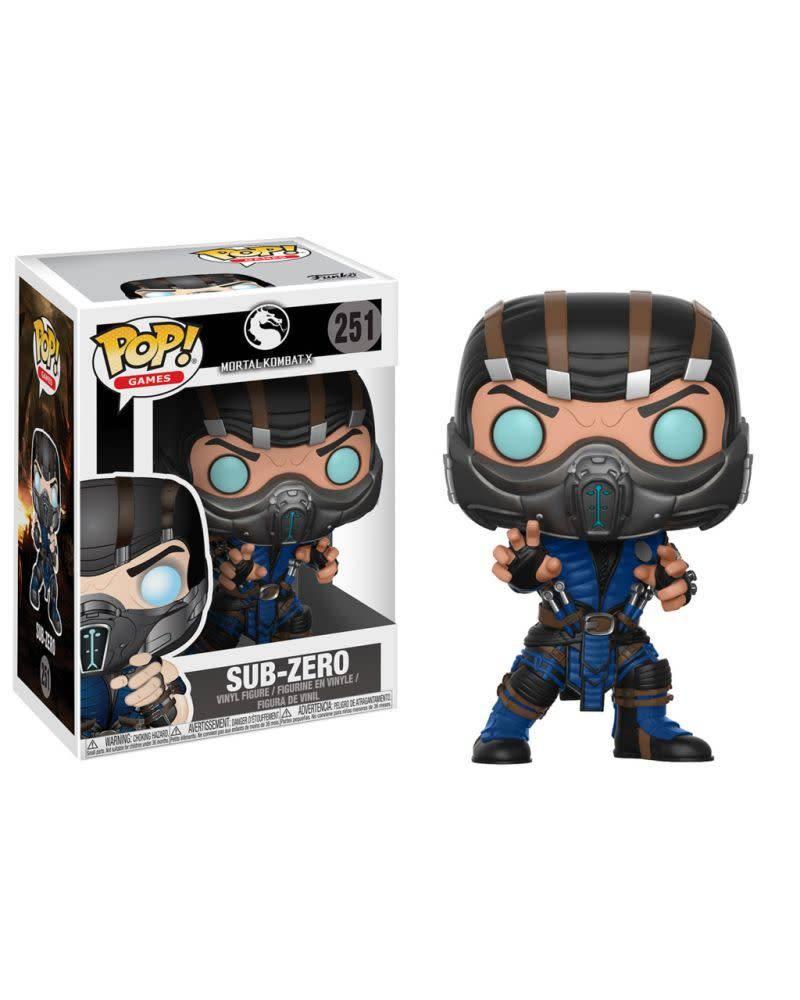 Pop! Mortal Kombat - Subzero