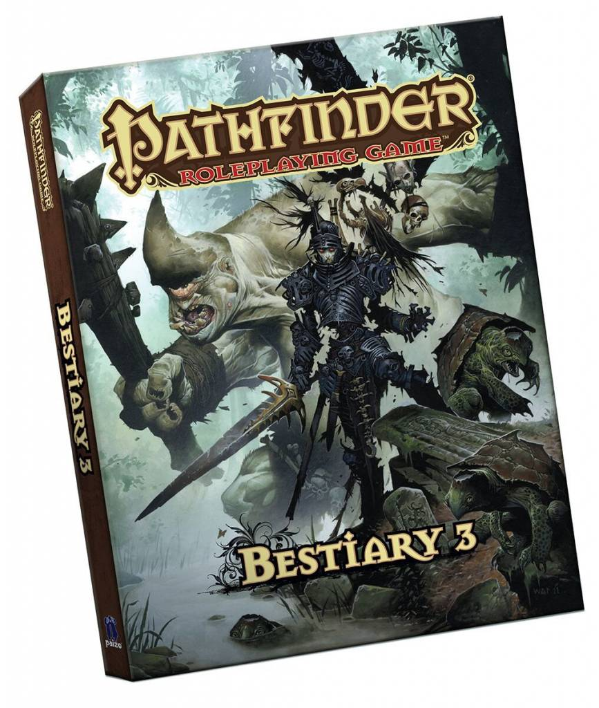 Bestiary 3 Pocket Edition