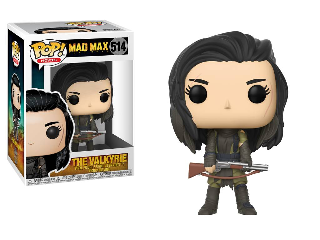 Pop Mad Max Valkyrie