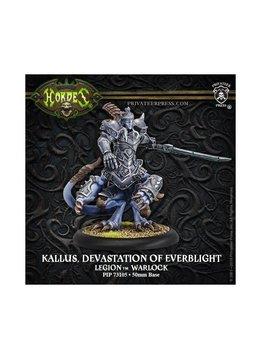 Kallus, Devastation of Everblight