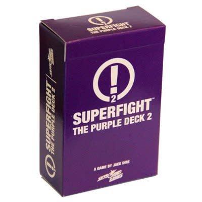 Superfight: The Purple Deck 2