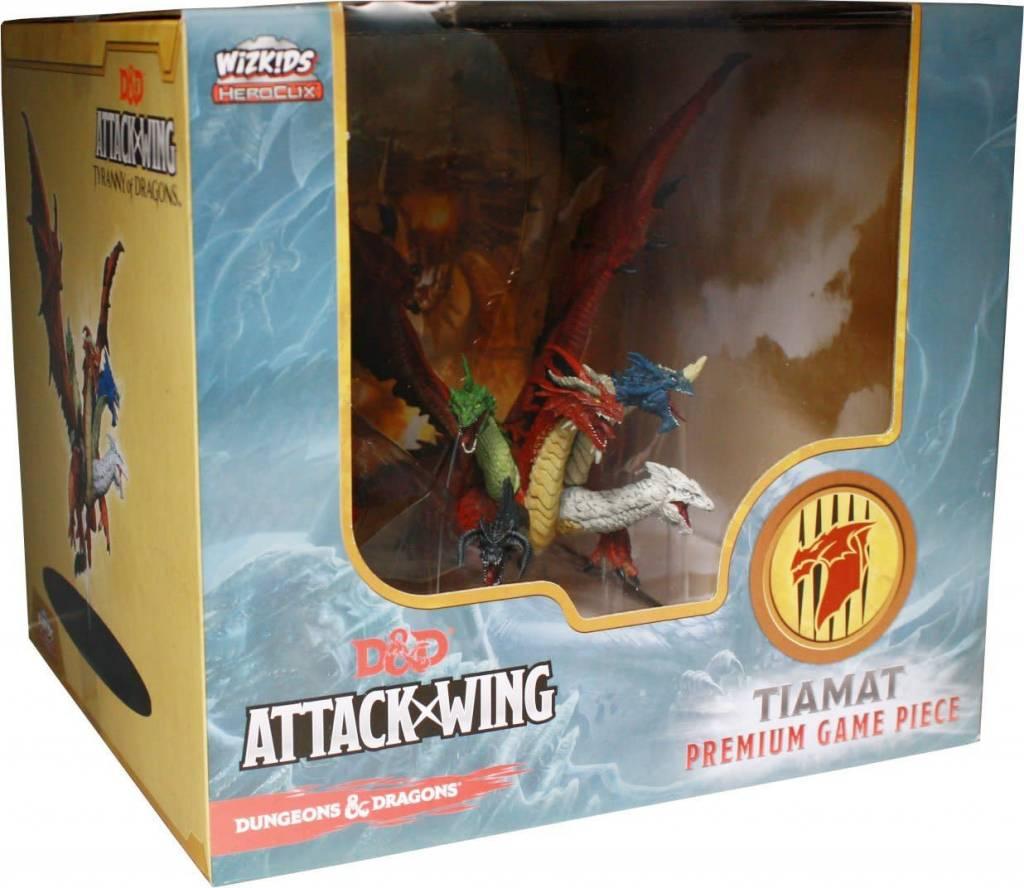 D&D Attack Wing Premium Tiamat Figure