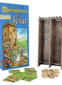 Carcassonne - EXT. La Tour