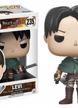 Pop! Attack on Titan Levi