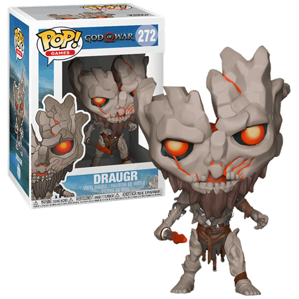 Pop God of War Draugr