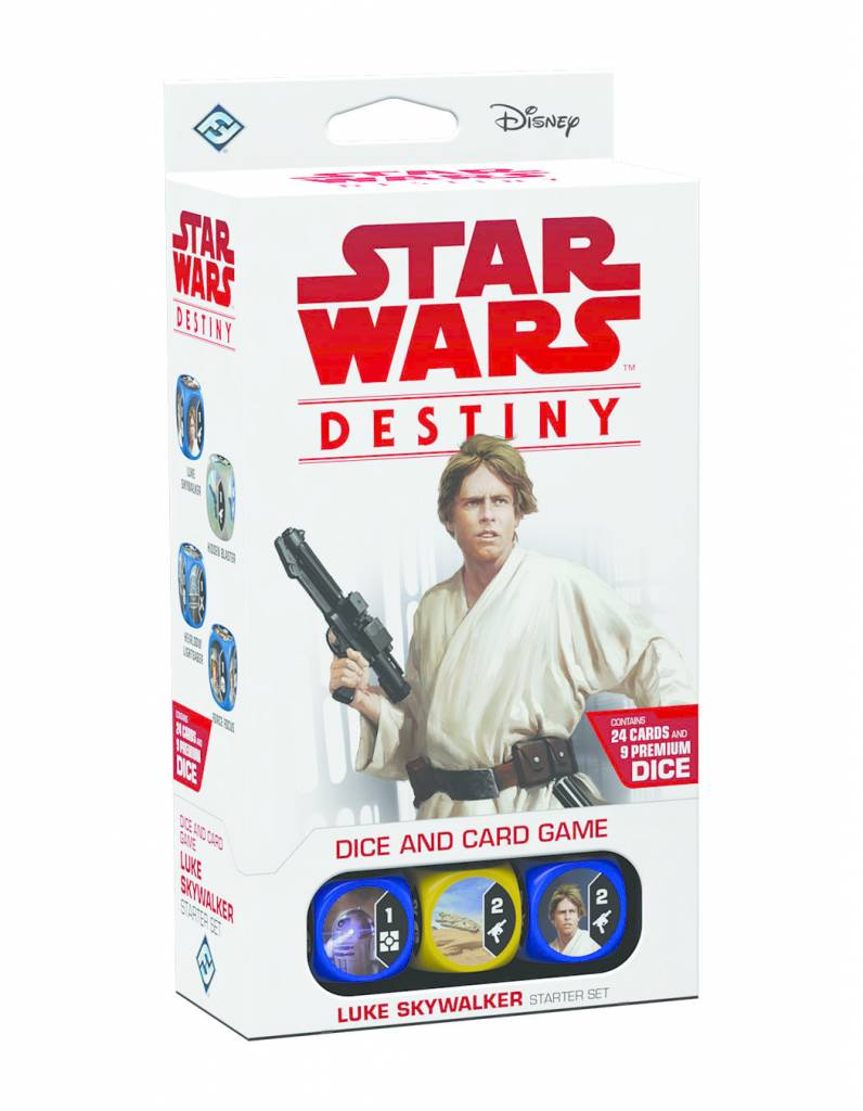 Star Wars Destiny: Legacies  Luke Skywalker Starter
