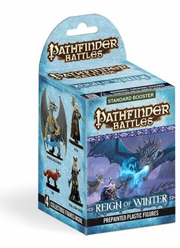 Pathfinder Battles Reign of Winter Brick