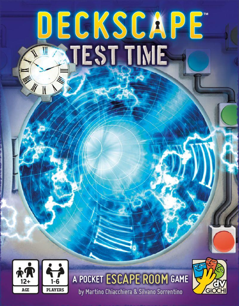 Deckscape - Test Time