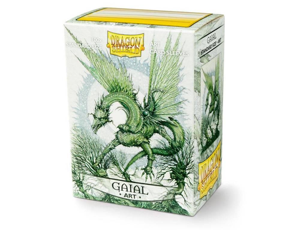 Dragon Shield Matte Art - Gaial