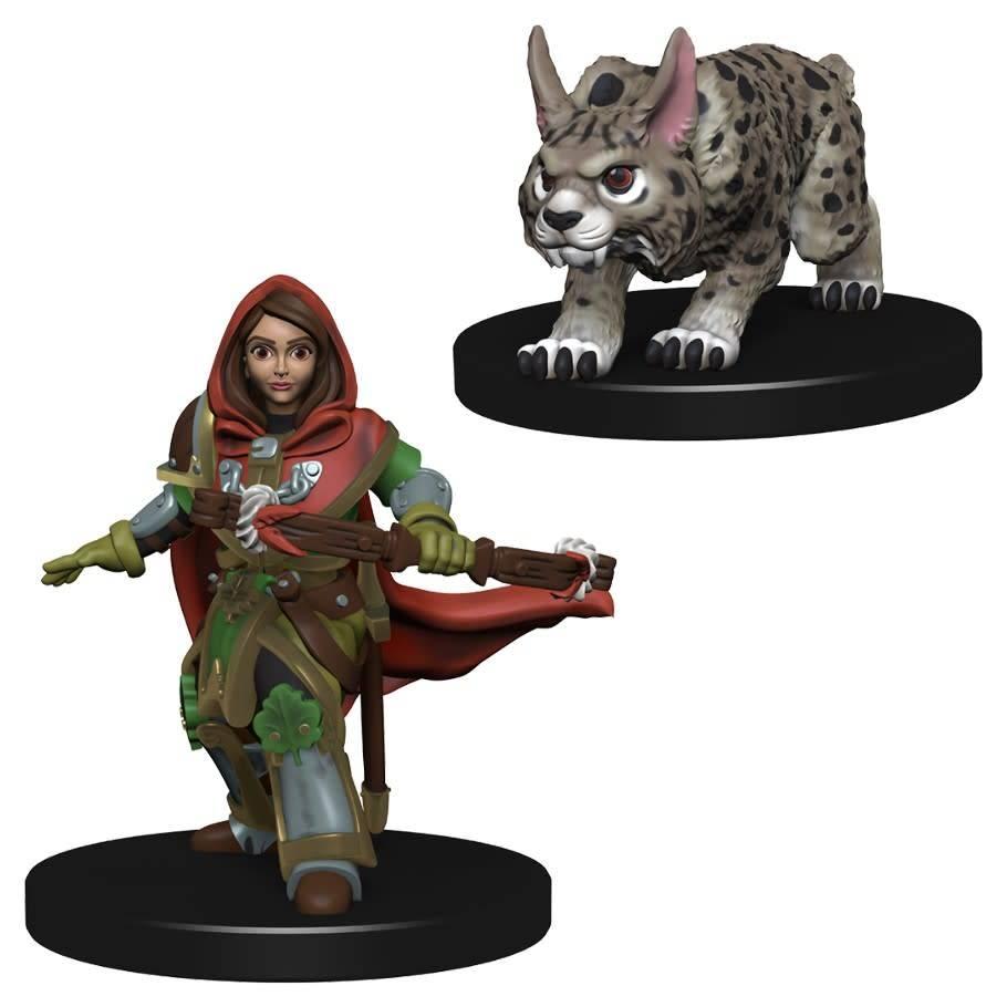 Girl Ranger - Lynx Minis