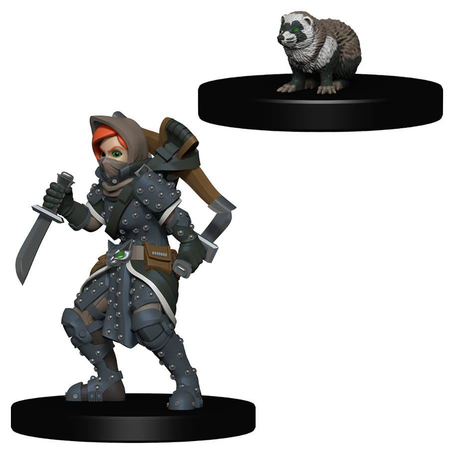 Girl Rogue - Badger Minis
