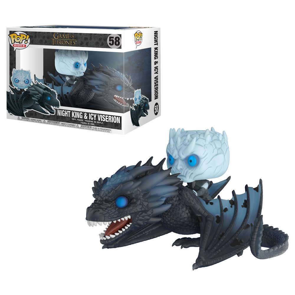 POP! Viserion w/ Night King