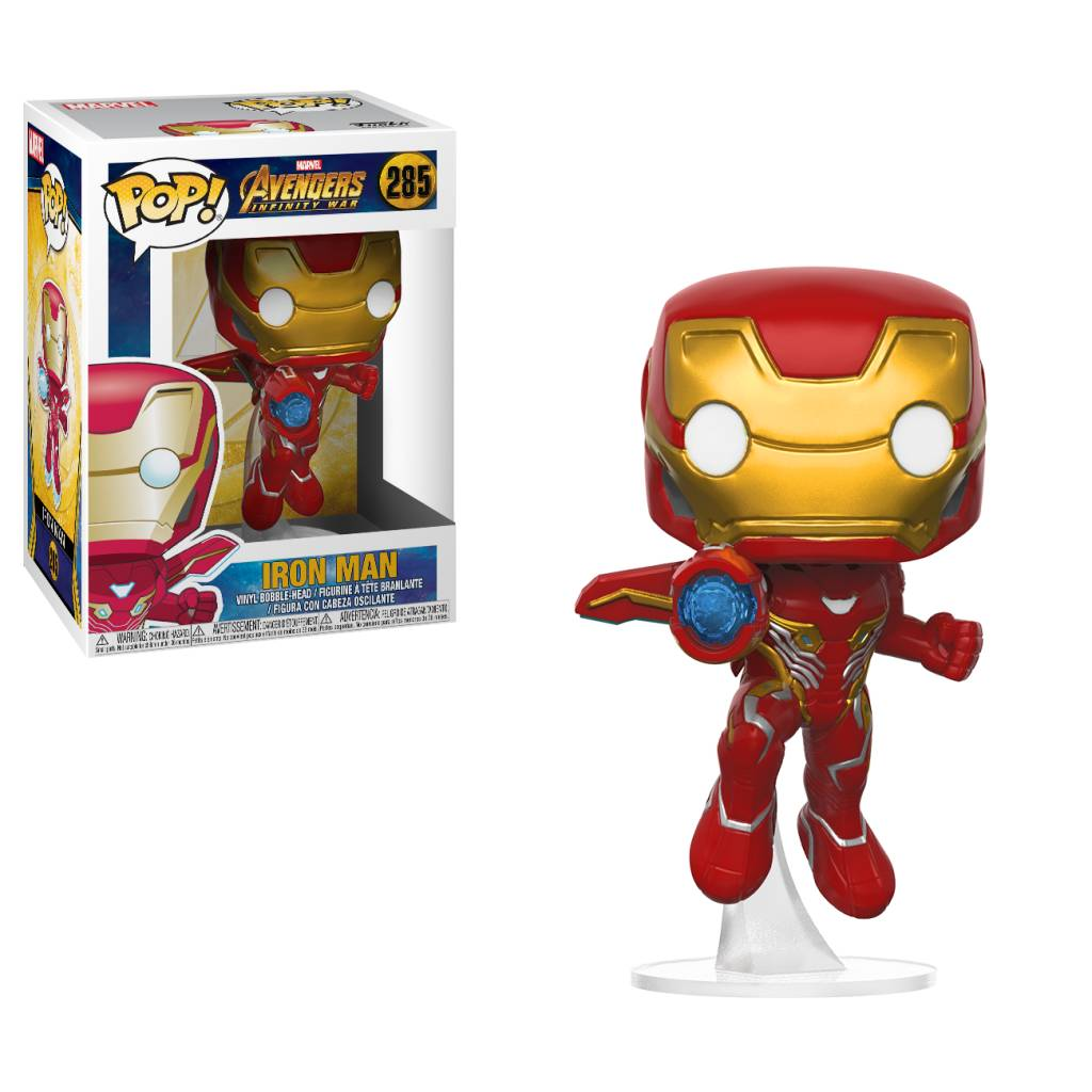 POP! Infinity War Iron Man
