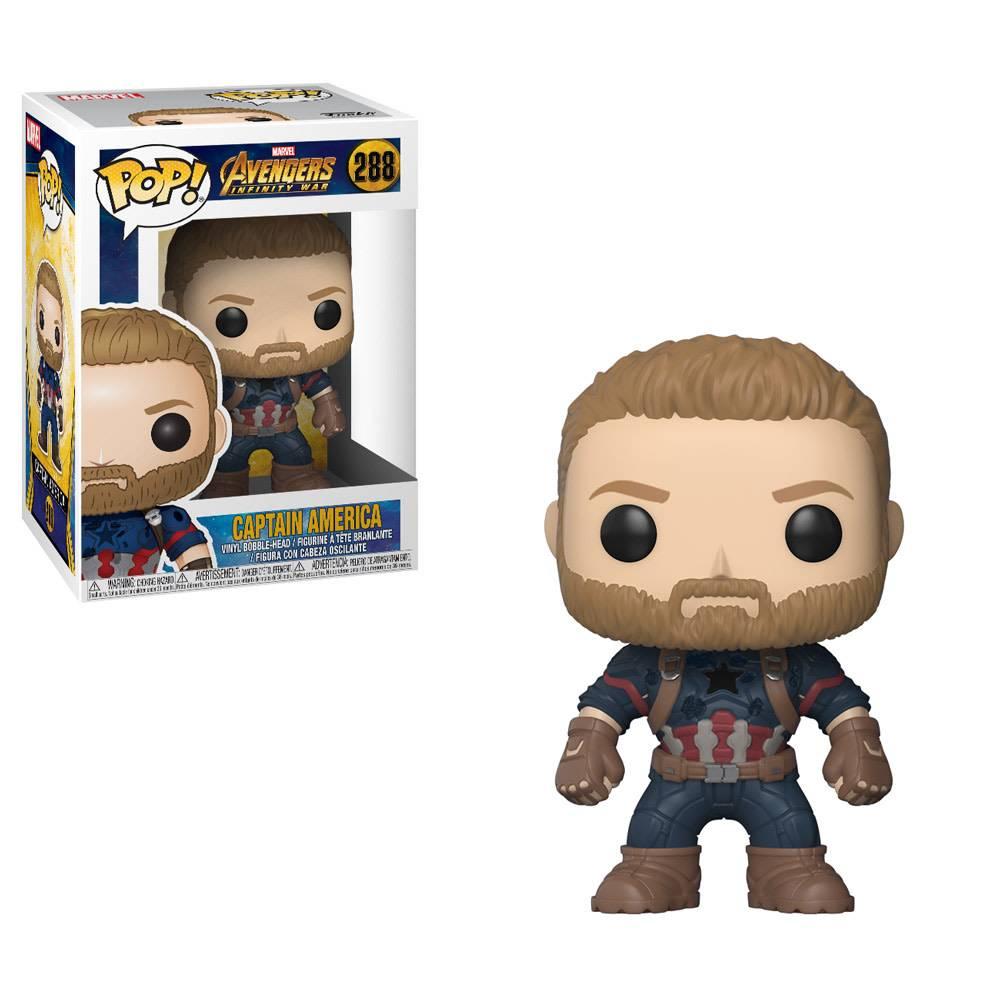 POP! Infinity War Captain America