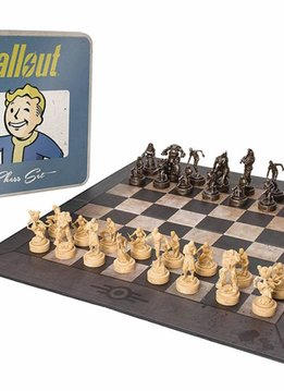 Chess Set Fallout