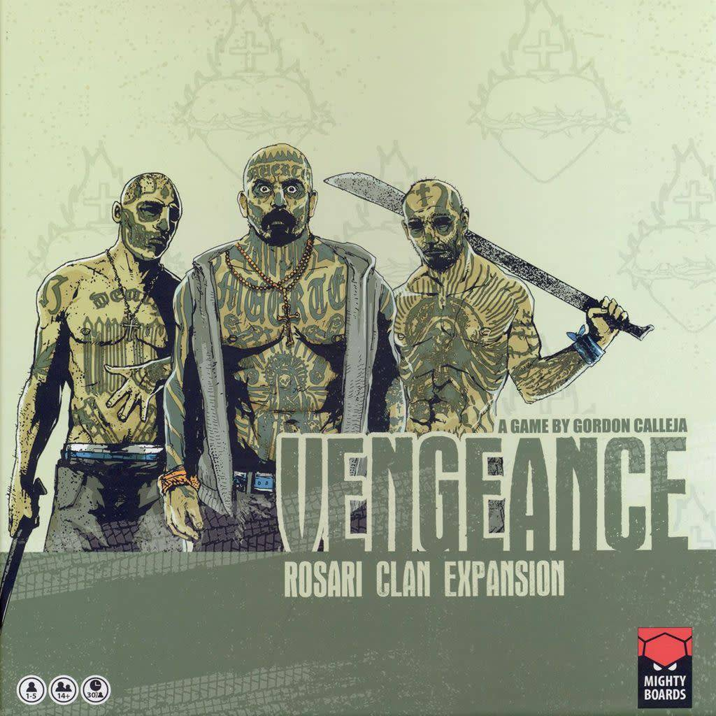 Vengeance - Rosari Expansion FR