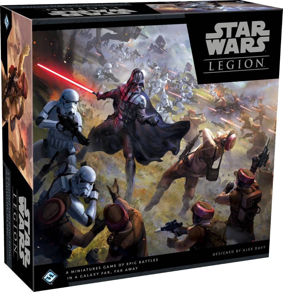 Star Wars: Legion FR