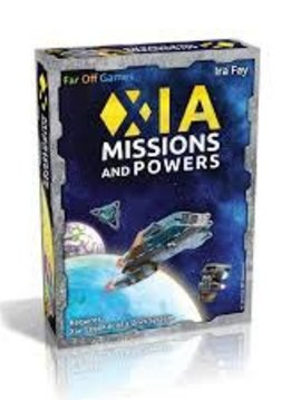 Xia: Missions andPowers KS (Max preord = 4)