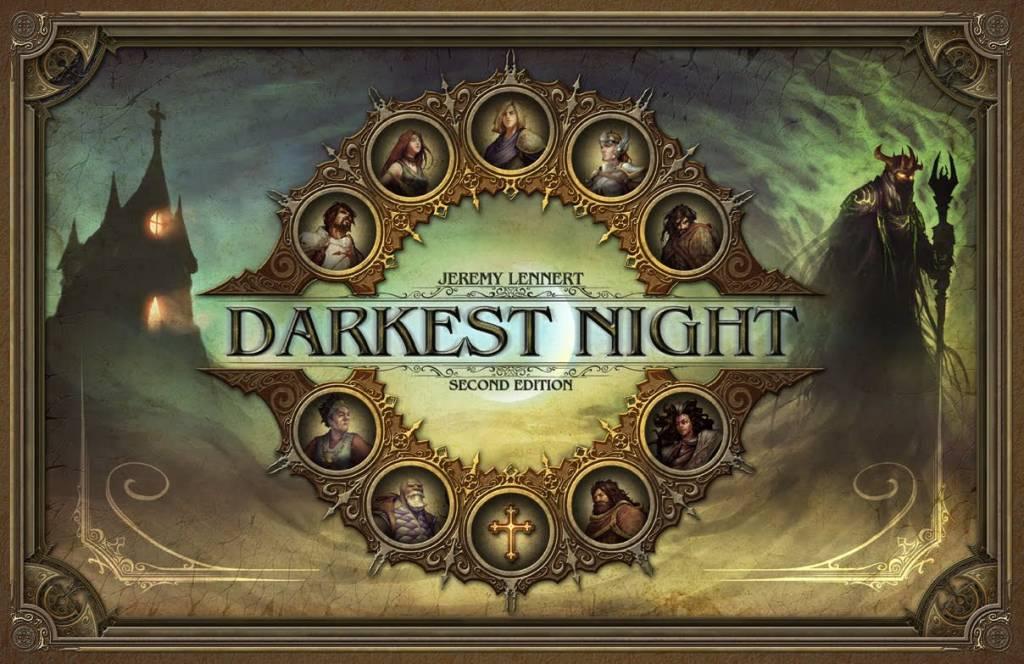 Darkest Night 2nd Edition