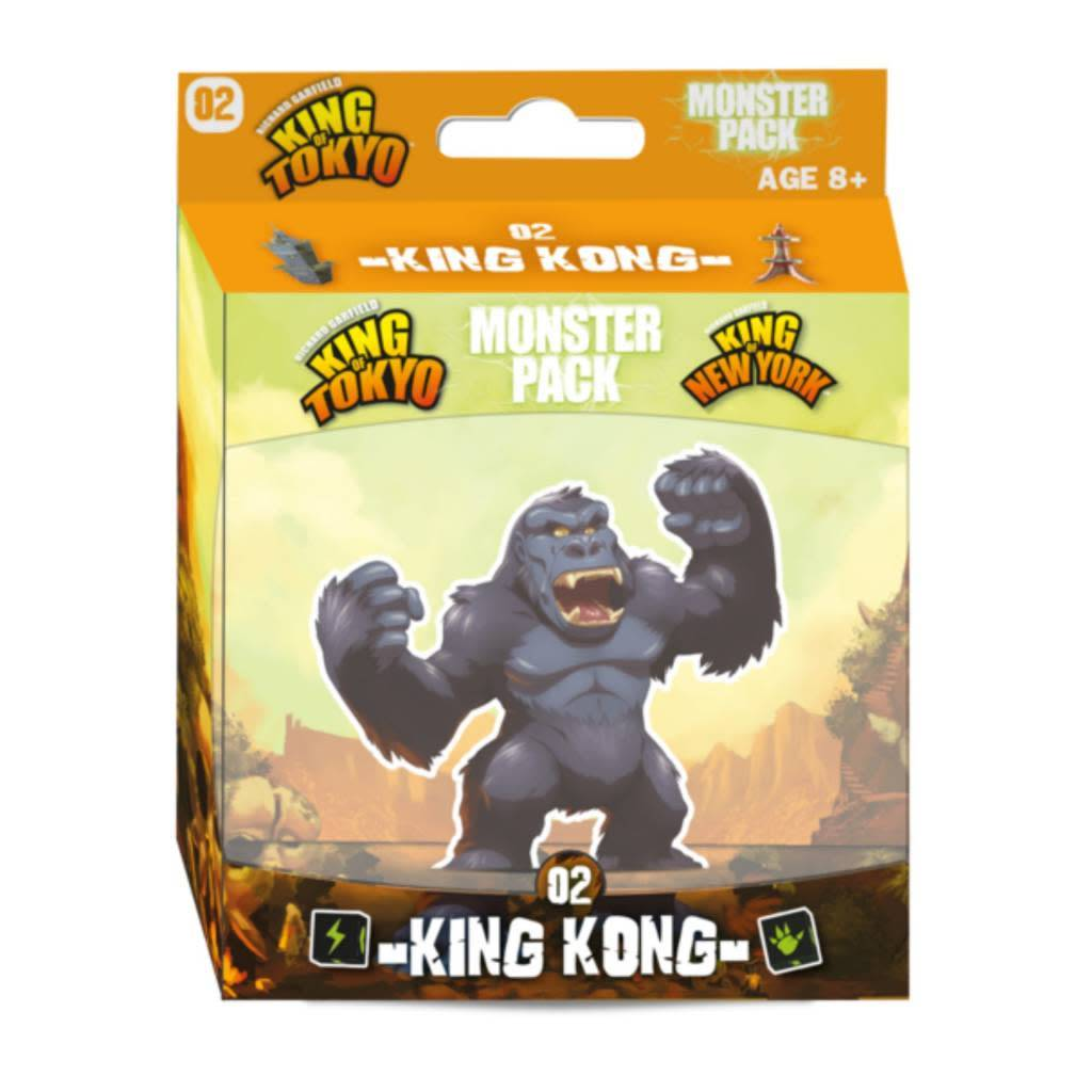 King of Tokyo - King Kong FR