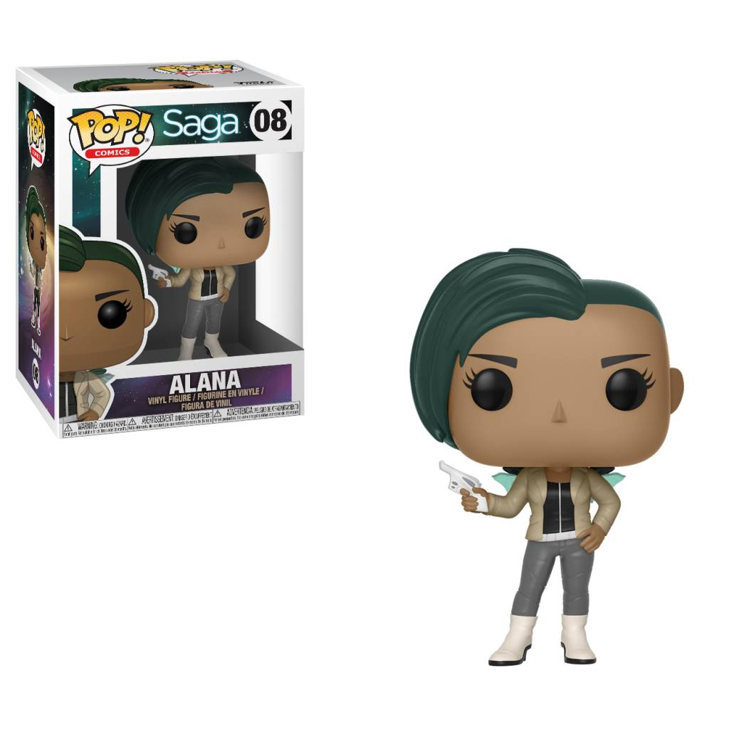 Pop Saga Alana