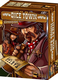 Dice Town Extension FR