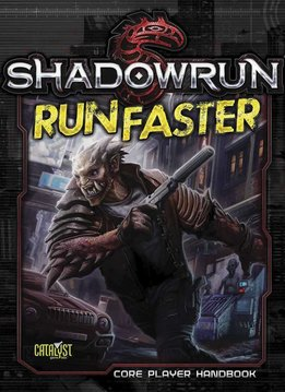 SHADOWRUN 5th RUN FASTER