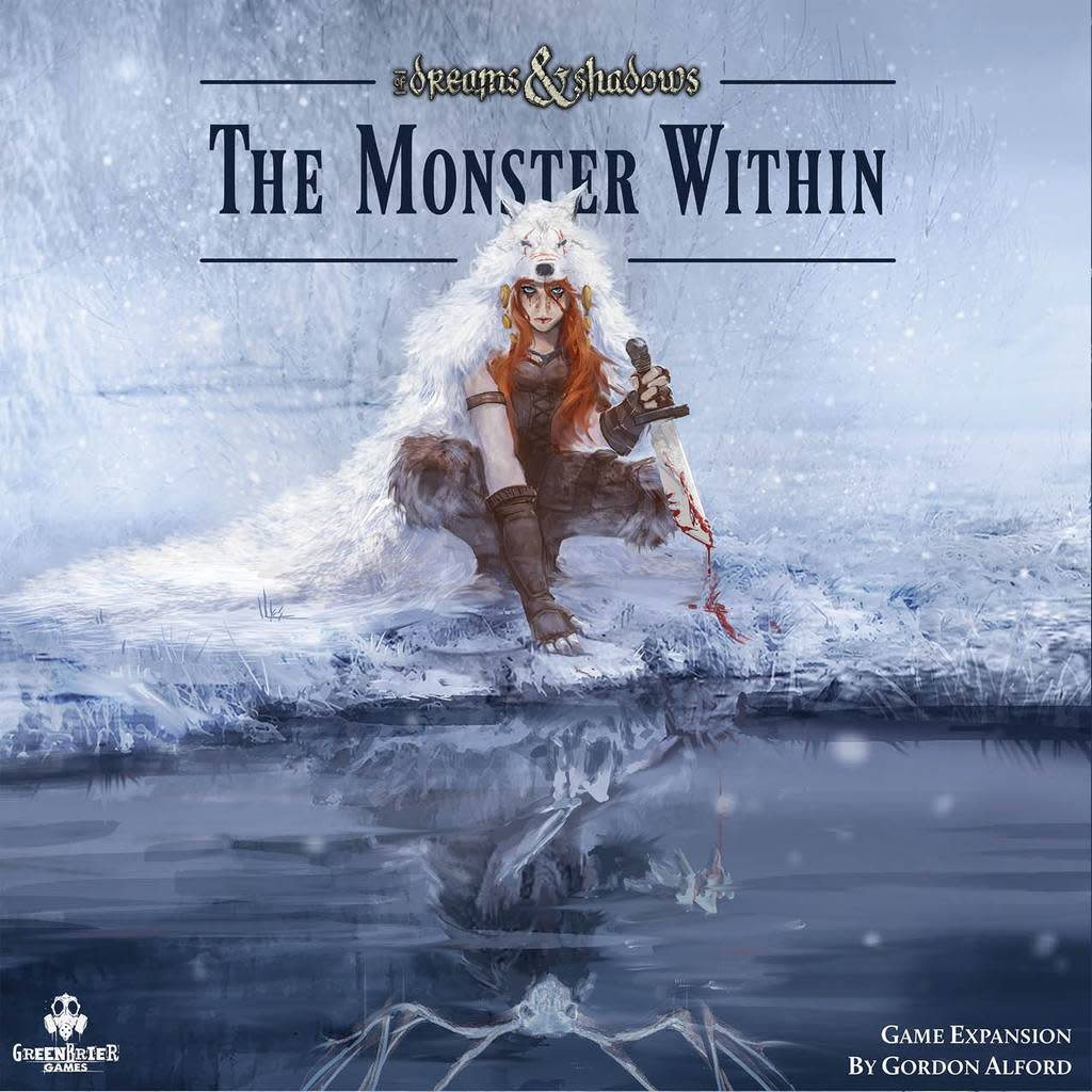 Of Dreams and Shadows : The Monster Within